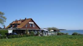 Zollhaus Aussenansicht Lage der Ferienwohnungen