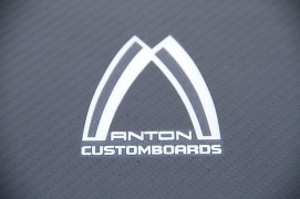Anton Custom Kiteboard Bullet Carbon 04