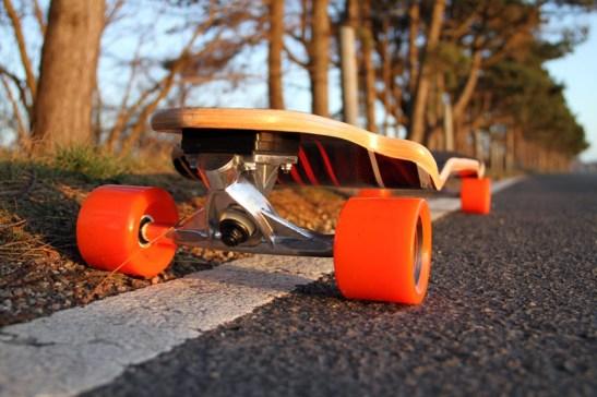 Atom Longboard Drop 10
