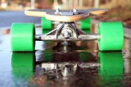 Atom Longboard drop through 03