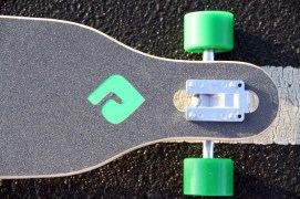 Atom Longboard drop through 06