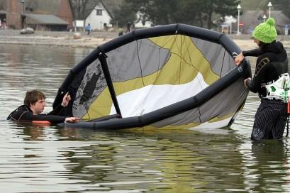 Kitesurfen Insel Ruegen Safety Training 11