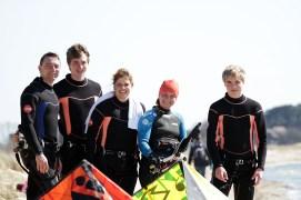 Kitesurfkurs Insel Ruegen Ostern 05