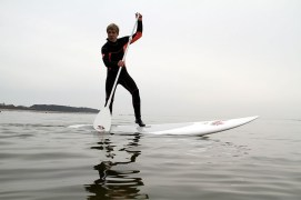 Stand up Paddle Ruegen 06