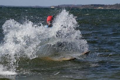 Wassersport Kitesurfen Ruegen 11