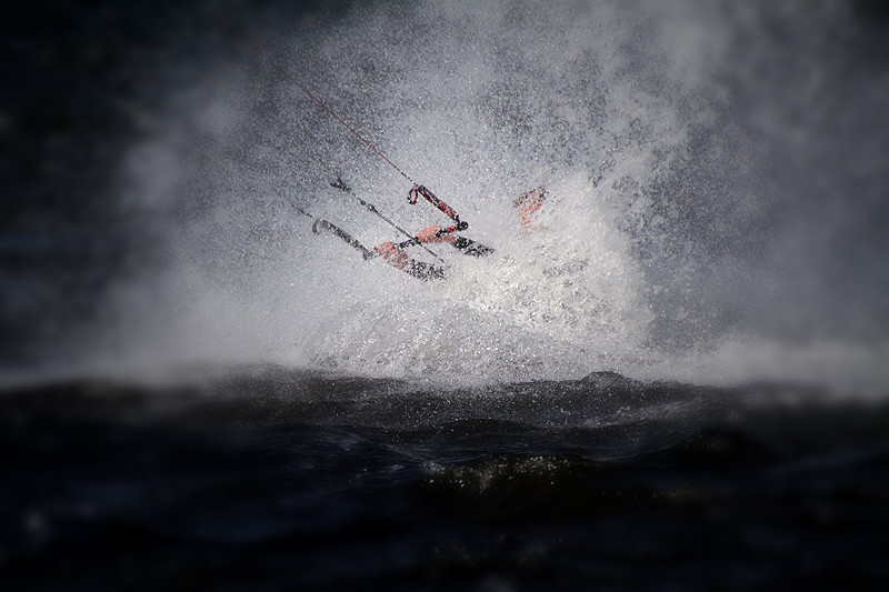 Wassersport Kitesurfen Ruegen 12