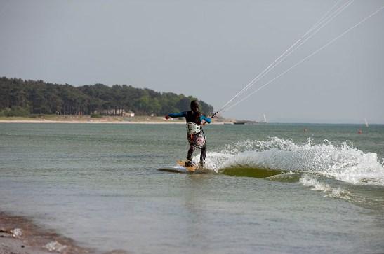 Kitesurfen Ruegen Flachwasser 01