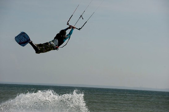 Kitesurfen Ruegen Flachwasser 12