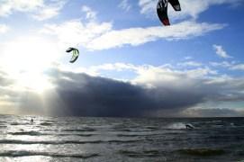 Kitesurfen Kitesurfschule Insel Rügen