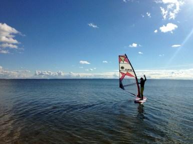 Windsurfen Insel Ruegen 06