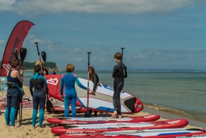 Stand up Paddle Kurs Insel Ruegen