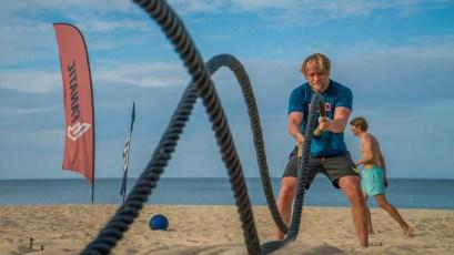 Fitness Ruegen OstseeStrand 13