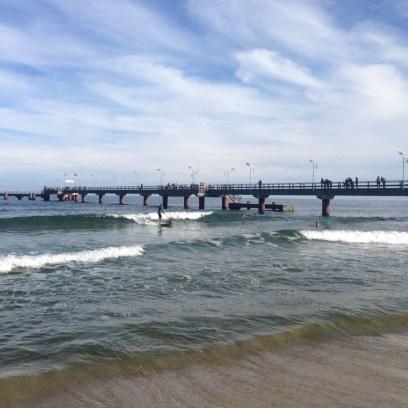 SUP Wave Ruegen Wellen surfen 08