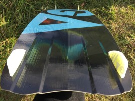 GA Watts 2017 Freestyle Kiteboard Gaastra 06