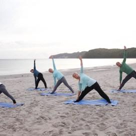 Yoga Ruegen Ostseestrand 01