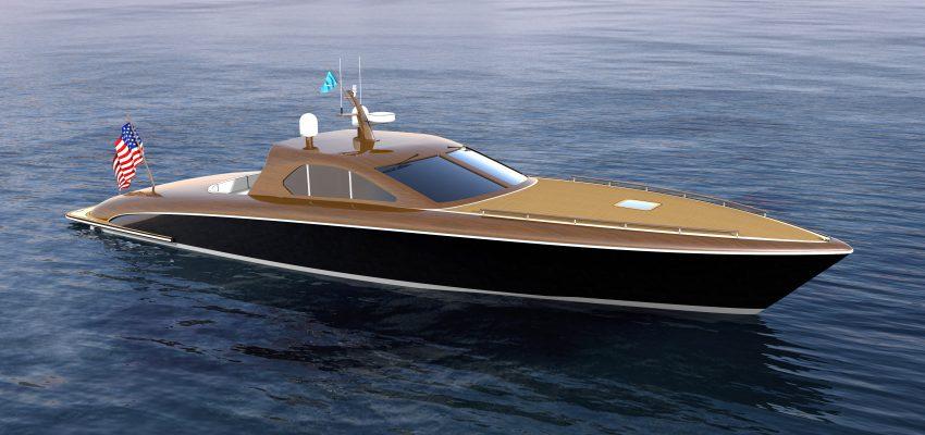 Brooklin Boat Yard High Speed Commuter Professional