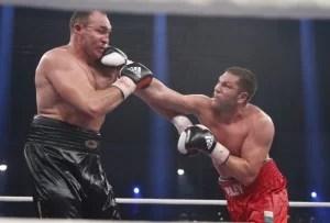 Pulev vs Giant Ustinov