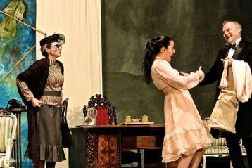 """""""Bărbaţi, femei şi viaţa dintre ei"""", sâmbătă seara pe scena Teatrului Maria Filotti"""