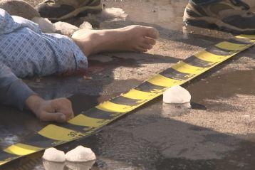 Sinucidere in cartierul Viziru. Un barbat s-a aruncat de pe bloc