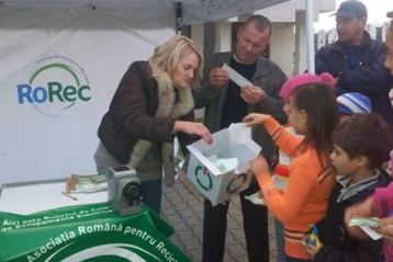 Lista castigatorilor Campaniei de colectare DEEE, organizata la Braila de RoRec