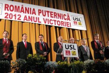 USL Braila si-a lansat candidatii pentru functiile de senatori si deputati