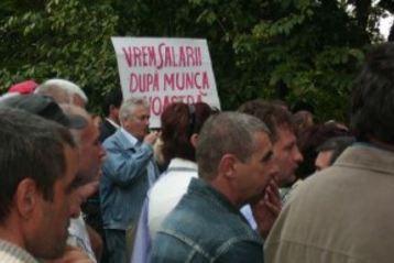 Angajatii CET vor protesta in a treia zi de Craciun, pentru ca nu si-au primit salariile din septembrie