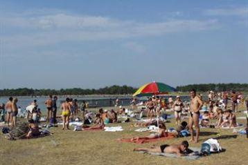 Statiunea Lacul Sarat starneste interesul unui deputat brailean