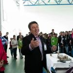 Ionel Meirosu la 15 ani de politica