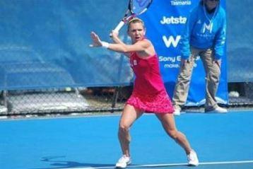 Simona Halep a castigat turneul de la S-Hertogenbosch