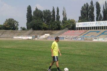 Alin Panzaru, antrenor CF Braila