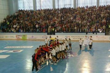 Cinci meciuri reprogramate in Liga Nationala de handbal