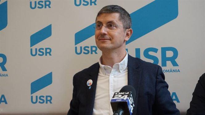 Dan Barna susține că Alianța USR+PLUS propune cea mai bună listă la europarlamentare