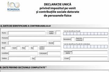 31 iulie 2019 , ultimul termen de depunere a Declaraţiei unice şi a formularului 230