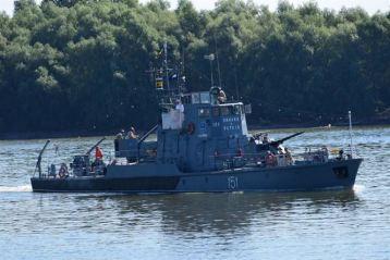 Activitati ale Fortelor Navale Romane de Ziua Marinei