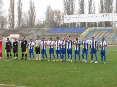 CF Braila - Unirea Slobozia 1-0