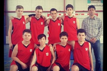 Baschetbalistii de la Balcescu calificati la faza nationala a ONSS