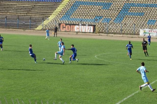 CF Braila a invins Delta Dobrogea Tulcea cu 3-1