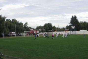 Dacia Unirea a ajuns la cinci înfrângeri în Liga a 3-a