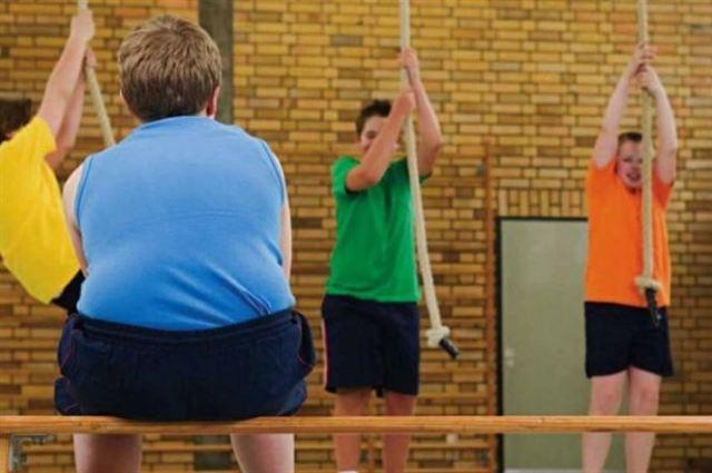 Un sfert din copiii de opt ani sunt supraponderali sau obezi