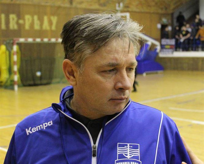 Reacția antrenorului Aurelian Roșca