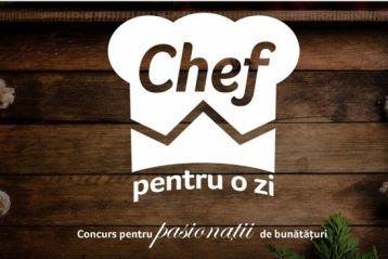 """Selgros lansează competiția """"Chef pentru o zi"""""""