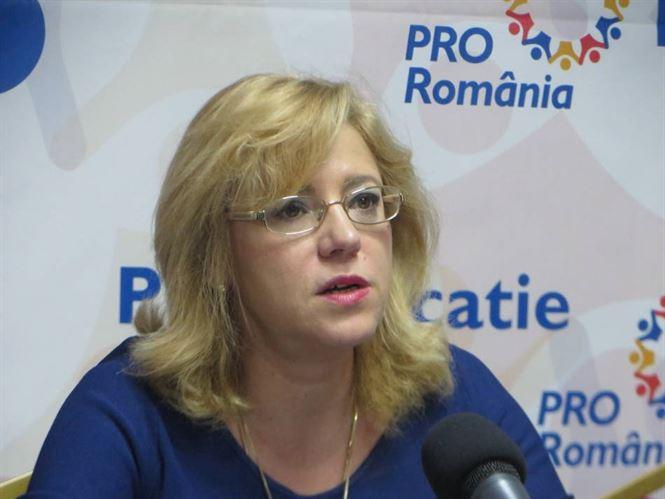 Corina Crețu avertizeză Guvernul asupra finanțării Podului de la Brăila
