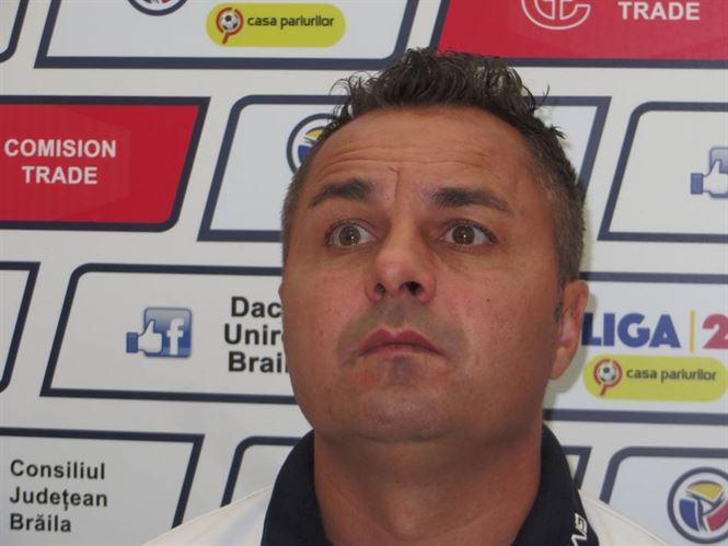 Decizie importantă luată în privința antrenorului Florentin Petre