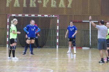 Fără gol marcat în primele 14 minute, HC Dunărea II a întors rezultatul și s-a impus cu 30-25 în fața Științei Bacău