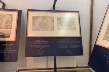 Harti ale spatiului dunarean 1650-1800