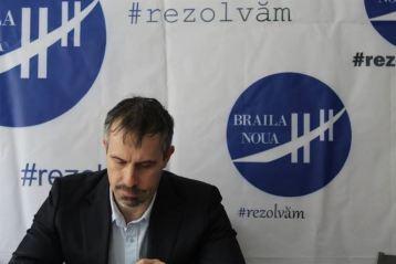 Căprariu: Cumpărarea de autobuze nu rezolvă transportul în comun din Brăila