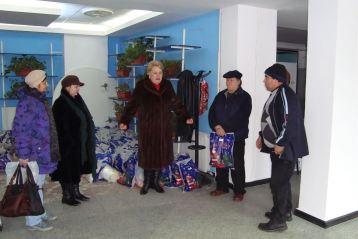 Marioara Nistor a pregatit cadouri de Craciun pentru 1.000 de braileni