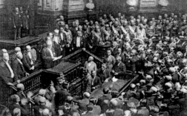parlament-interbelic