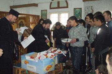 4 detinuti braileni vor petrece Craciunul in sanul familiei