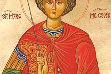 Sfantul Mare Mucenic Gheorghe, pilda curajului marturisirii lui Hristos